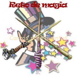 reto de magia