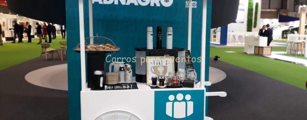 Carro Café Cajamar Ifema sma