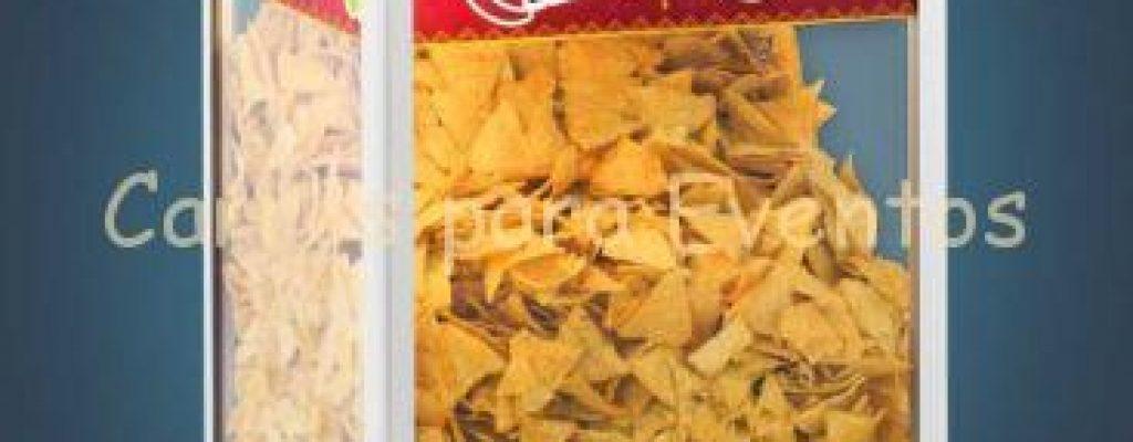 máquina de nachos